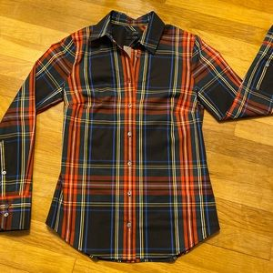 NWT J.Crew checked shirt